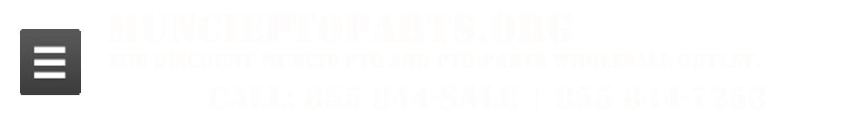 Muncie PTO Parts › Muncie PTO New and Used « Wholesale Drivetrain.